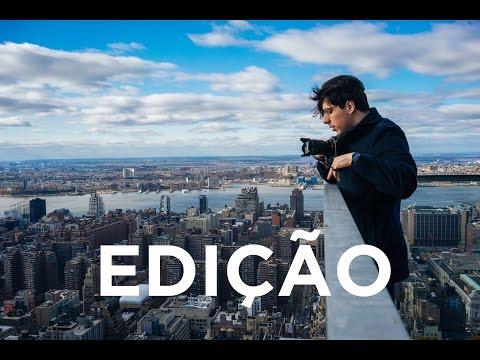 TUTORIAL DE EDIÇÃO DE VÍDEOS | por Andre Pilli
