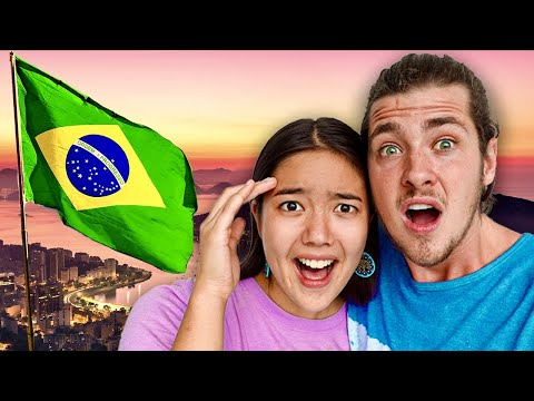15 Unexpected Things That SHOCKED Us in Brazil! 🇧🇷