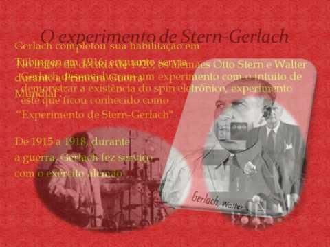 Otto Stern e Walter Gerlach