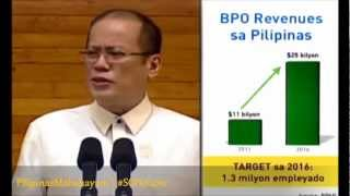SONA 2012 | Third State of the Nation Address of President Benigno Aquino III - July 23, 2012 (2/6)