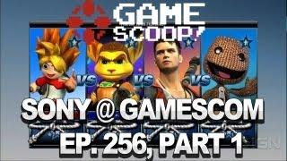 Game Scoop! - Sony @ Gamescom 2012 - Game Scoop! Episode 256, Part 1