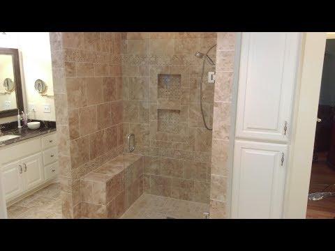 Morrison 39 S Renovation Design Time Lapse Bathroom Remodel Start To Finish Marble Tile Youtube