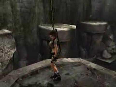 Tomb Raider Legend Gameplay Youtube