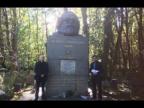 Thăm nghĩa trang Highgate ở Bắc London và mộ Karl Marx