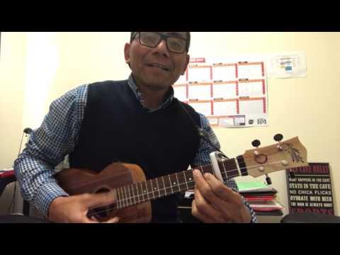 Ayah (ukulele tutorial)