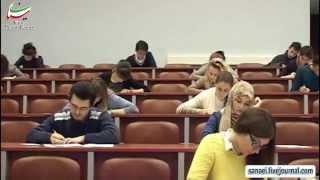 Проведение Одиннадцатой олимпиады персидского языка в Институте стран Азии и Африки