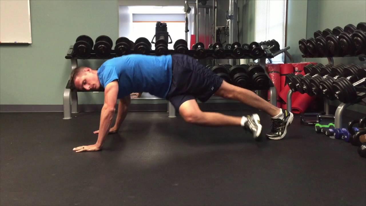 body push up