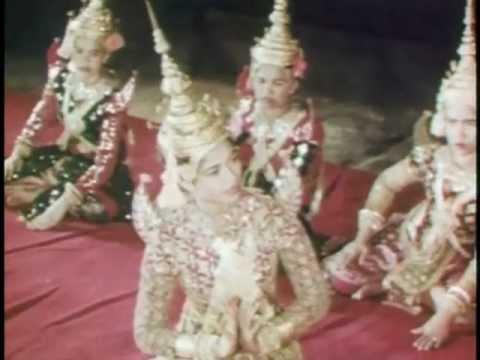 Royal Ballet of Cambodia 1. The Story of Jayavarman II (1965)
