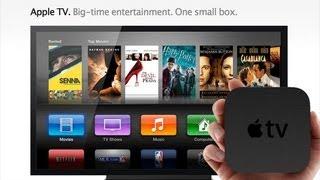 Обзор нового AppleTV 3 (iOS 5.0)