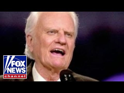 Sarah Palin: Billy Graham understood God is the only answer