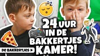 24-UUR OPGESLOTEN 🔒🔒 IN DE BAKKERTJES-KAMER - De Bakkertjes #213