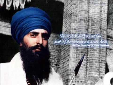Sant Baba Jarnail Singh Ji(Real Story) By Giani Thakur Singh Ji