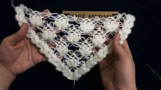 Çilek Şal Modeli Yapımı