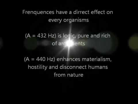 432 Hz vs 440 Hz  Sound Frequences Conspiracy