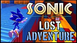 Sonic Lost Adventure | So Much Color!