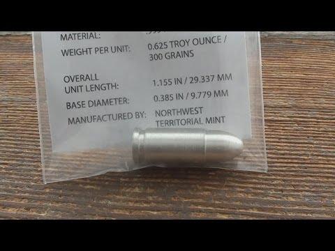 Real Silver Bullet
