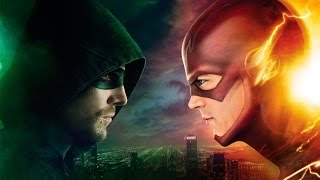 The Flash and Arrow || ⚡ Animals ♦