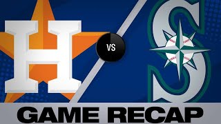 Gurriel, Marisnick lead Astros past Mariners - 6/6/19