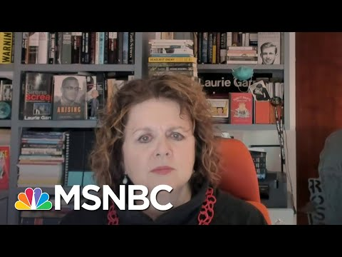 Garrett: Republicans Are 'Holding Up Checks To Keep Americans Alive And Well'   Deadline   MSNBC