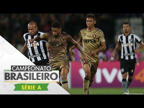 Melhores Momentos - Botafogo 2 x 1 Sport - Série A (17/07/2017)