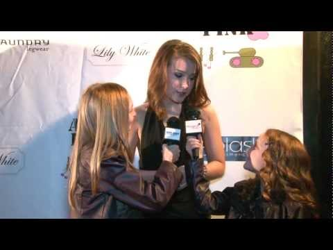 Madisen Hill  at Amber Lily's Red Carpet Music Video Launch Party in Hollywood