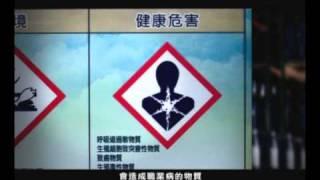 工作場所化學品GHS圖示(二) (國語)