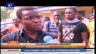 LASU students went overboard-- Sola Fosudo