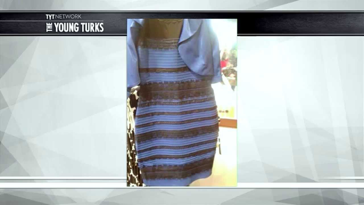 f109e24d04 The Dress Explained. White And Gold or Blue And Black  FINAL JUDGMENT -  YouTube