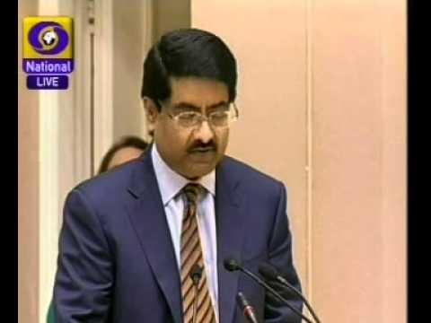 Aditya Birla Group | Kumar Mangalam Birla's Speech at Make In India | 25th September 2014