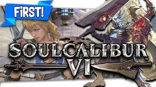 """Skylent """"SoulCalibur VI"""" PS4 BETA Stream"""