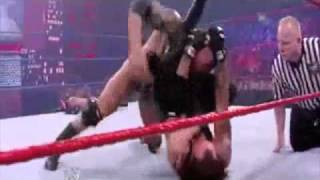 Batista VS CM Punk VS Rey Mysterio VS Undertaker Fatel 4 Way Highlights