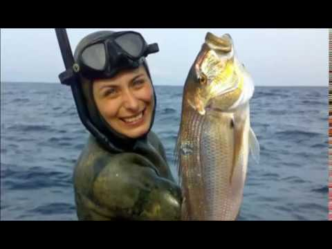 And Apnea Top Spearfishing Beautifull Pescasub Ragazze Girls Freediving LR45Aq3j