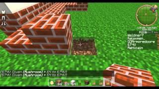 [Minecraft] Un peu de PVP Et Du Build ! Avec Les COUPINS !