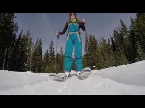 Video: Backcountry Skiing Crater Lake National Park