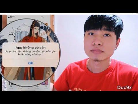 Cách chuyển vùng sang Hàn Quốc để tải app mua sắm và game  Cuộc sống ở Hàn Quốc - Đức9x Vlogs # 91