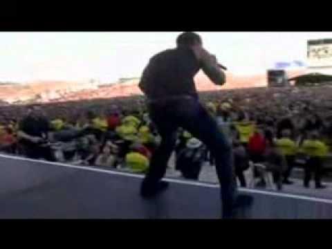 mr shadows a7x feat KORN live (parodi)