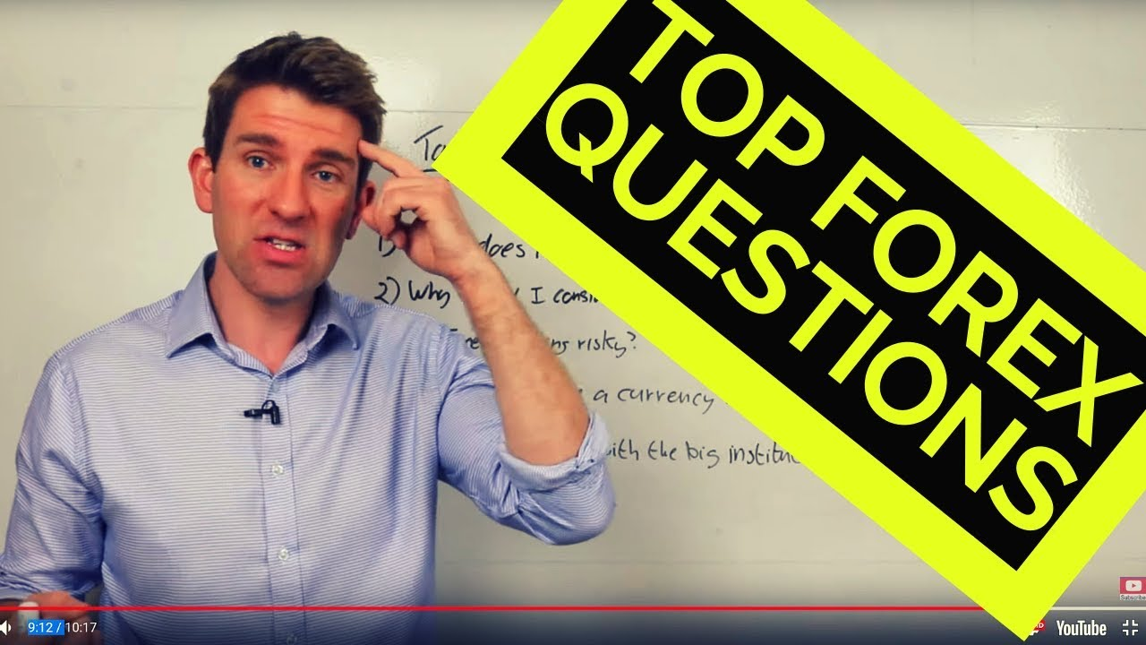 Best for forex questions