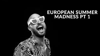 FISHER - EUROPEAN SUMMER MADNESS!!! Pt 1
