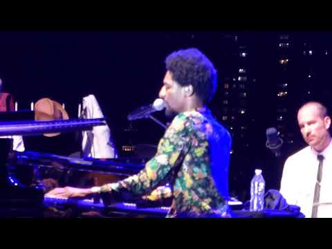 Jon Batiste & The Dap Kings - Don't Stop  7-21-18 Pier 17, NYC
