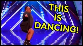 """OMG! Top 3 Most """"SURPRISING & SHOCKING"""" MAN DANCERS in The WORLD!"""