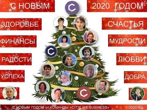 Презентация компании CityLife от 09.01.2020г. Алсу Закирова и Максим Хромов