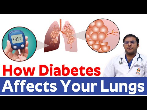How Diabetes Affects Your Lungs | Dr. Raghavendra Reddy.P - Renova Hospitals