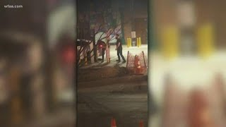 Woman beaten in Deep Ellum parking lot now charged in the case; protests likely
