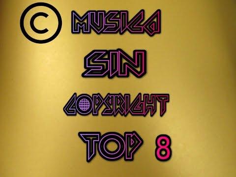 TOP 8   Mejores canciones alegres DE FONDO para tus vídeos - Sin Copyright