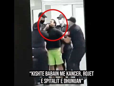 Qytetari dhunohet nga rojet e spitalit të Durrësit, qan me të madhe: Kam babain me kancer!