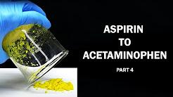Aspirin to Acetaminophen - Part 4 of 6: Mono-nitration of Phenol