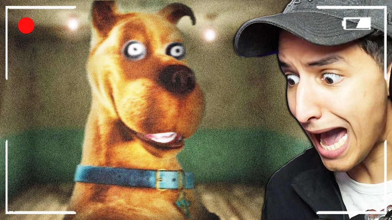 Cursed SCOOBY DOO Will Give You NIGHTMARES... (Scary)