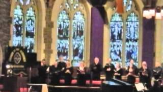 REDEEMER CHOIR CONCERT, 3/17/12 - PART FOUR - Ed Alstrom choral compositions