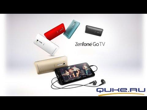 Обзор Zenfone Go TV