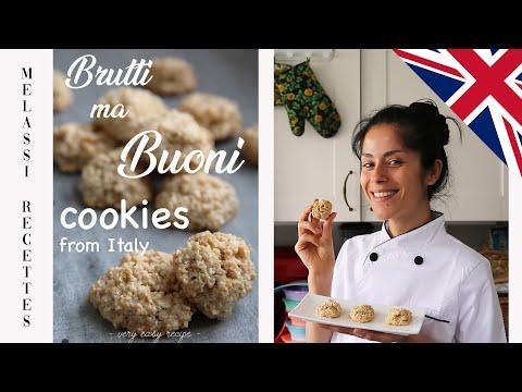 italian-traditional-cookies---very-easy-recipe-:-brutti-ma-buoni-//-melassi-recettes